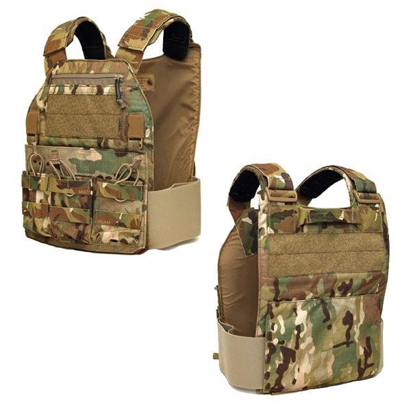 6cbd3302d9 LBX Tactical Armatus Slick Plate Carrier ( Multicam )