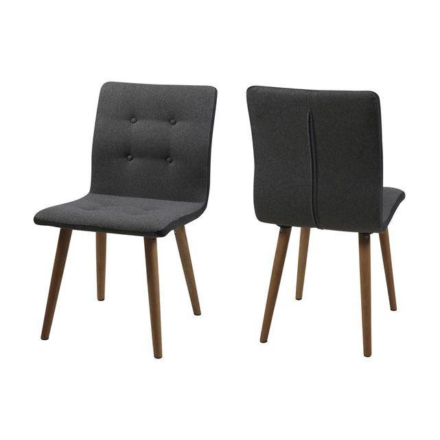 Chaise Design Horten Chaise Miliboo Chaise Design Mobilier De Salon Chaise Salle A Manger