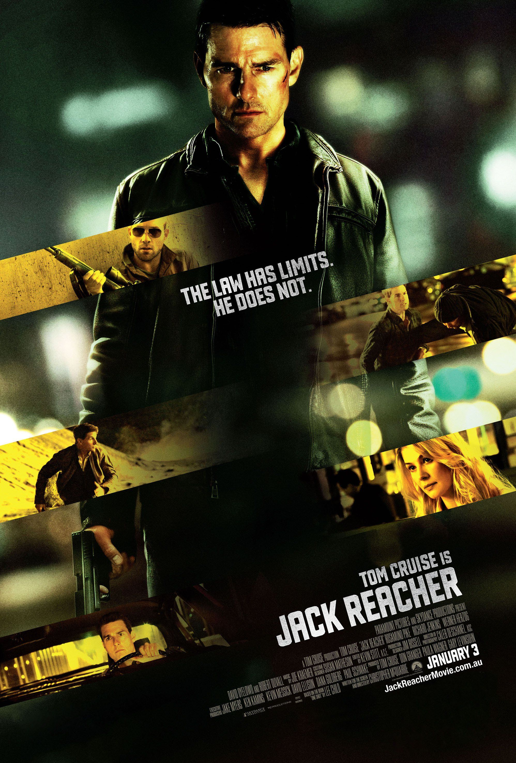 Jack Reacher 2012 Con Imagenes Peliculas Online Peliculas Cine