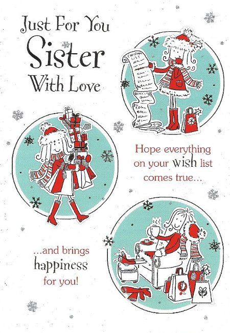 Merry Christmas Sister.Just For You Sister Tap To See Top Merry Xmas Quotes To