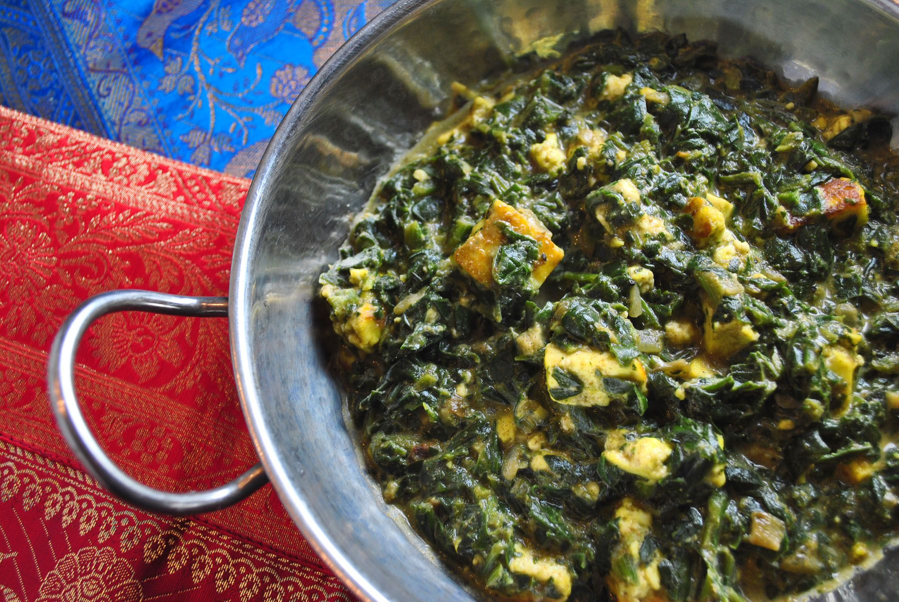 Saag paneer i know ive already posted one but you can never have dishes forumfinder Gallery