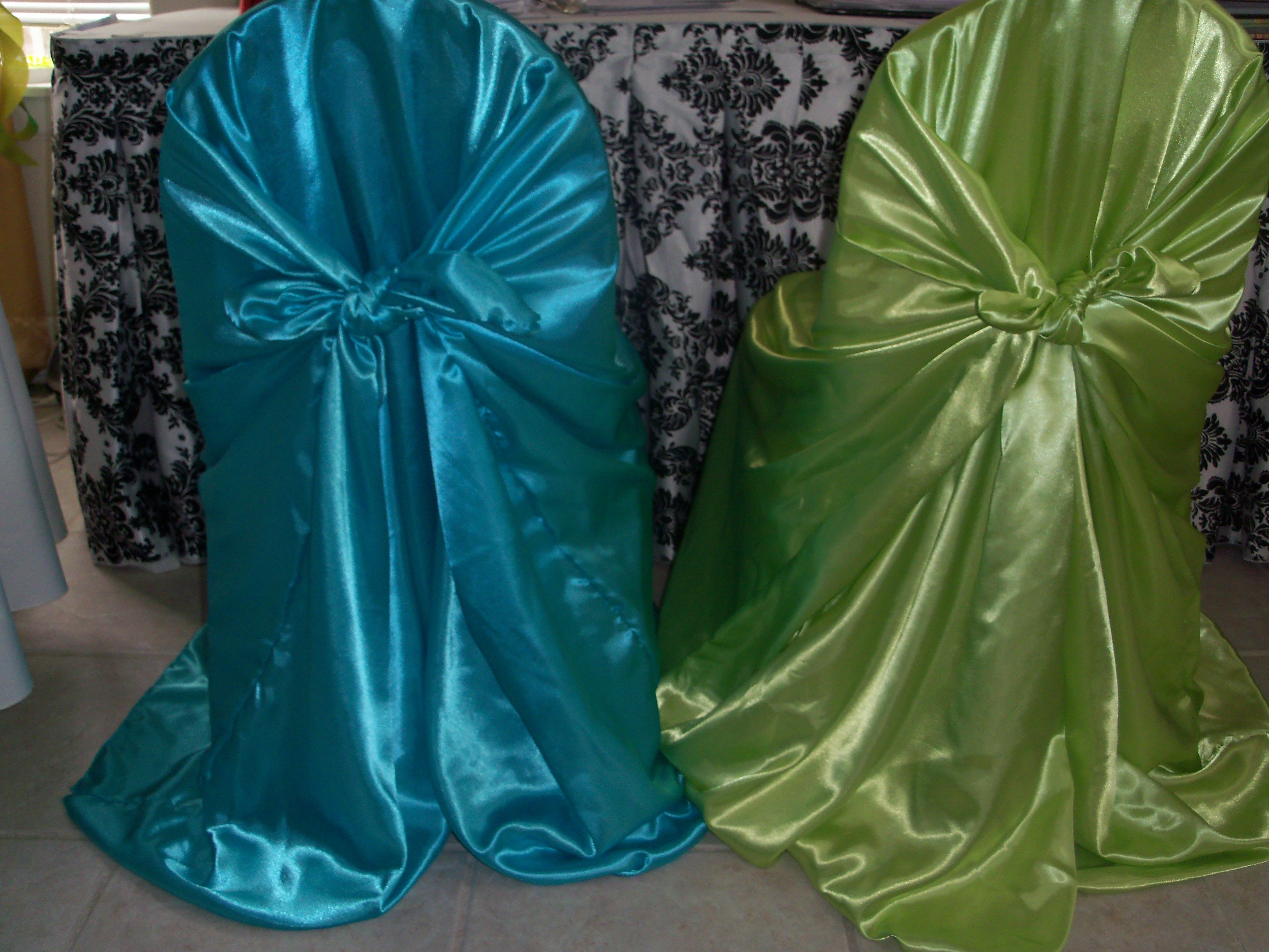 how to make easy chair covers for wedding rustic childrens table and chairs no sew folding diy decorating cushion slipcovers