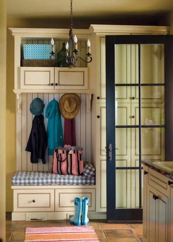 How To Create A Mudroom In A Small Apartment Mudroom Design Small Mudroom Ideas Home