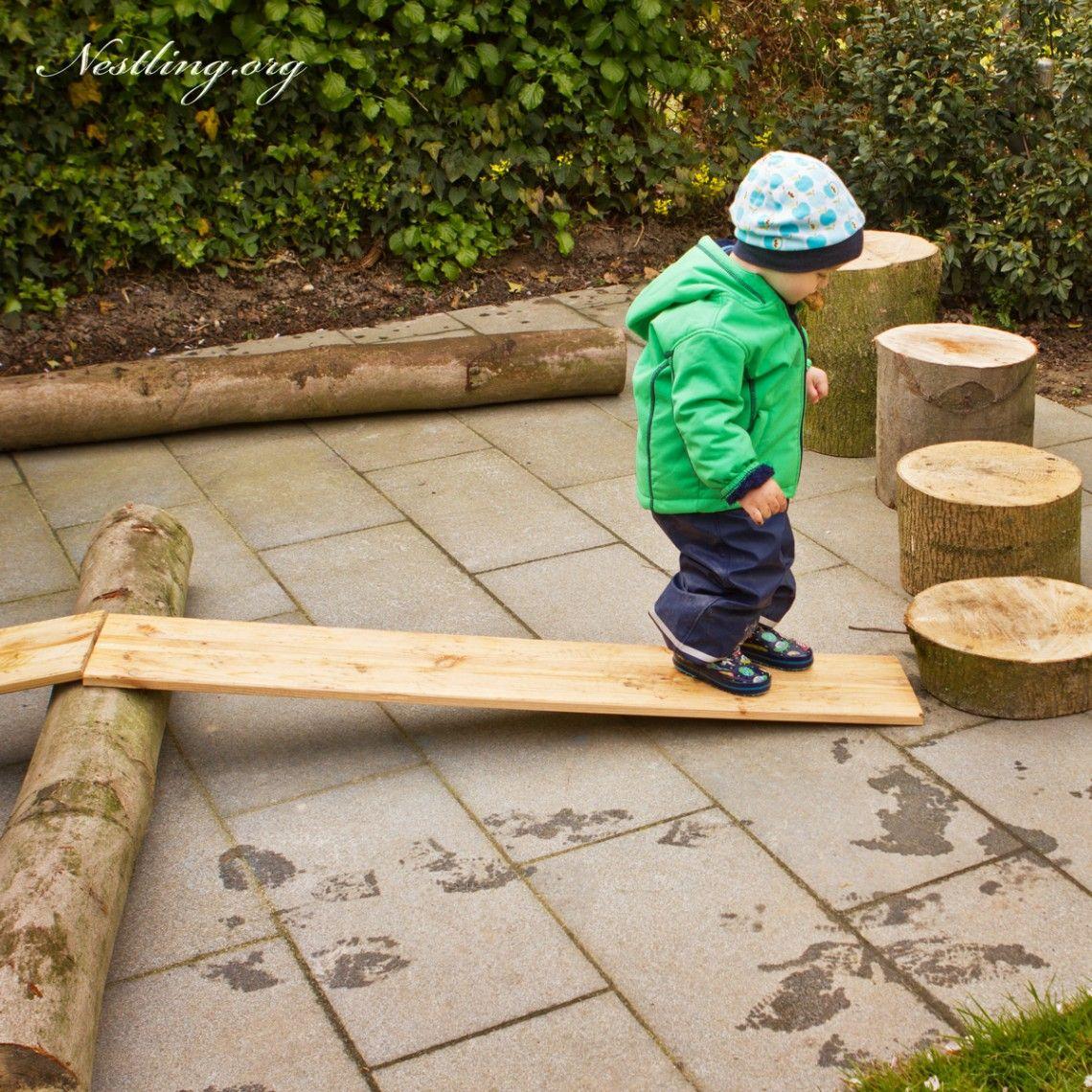 Photo of Ein Spielgarten zum Matschen, Verstecken, Klettern und Naschen – Nestling