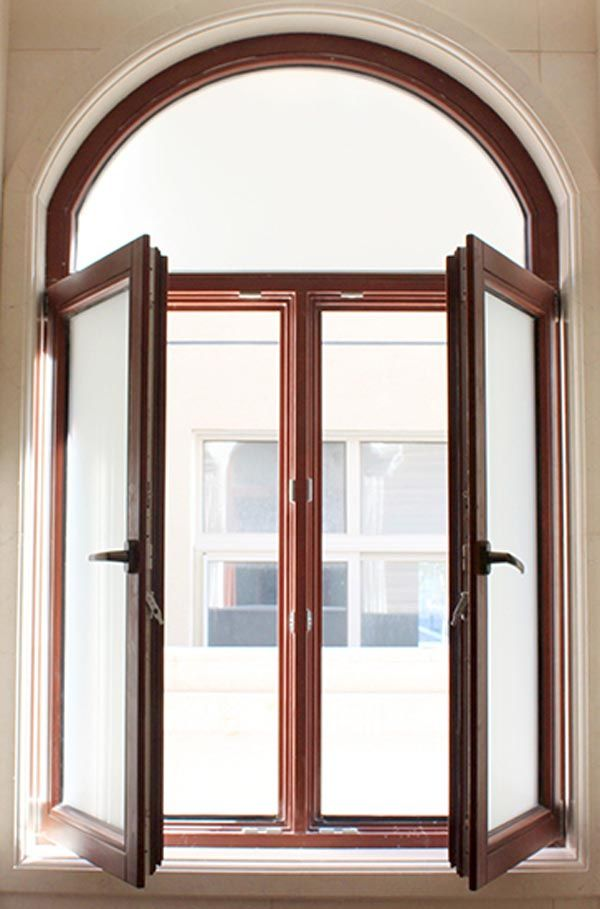 High-grade Xingfa aluminum rotary window