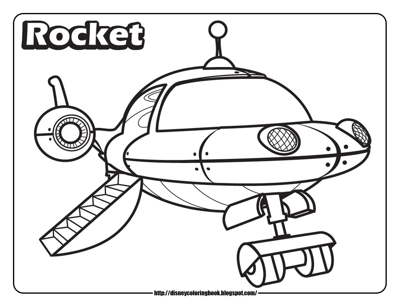 Pin By Bubba On Disney Little Einsteins Disney Coloring Sheets