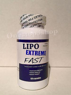 lipo extreme fast pure