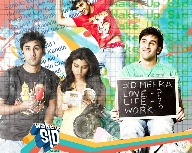 wake up sid hindi movie songs free download
