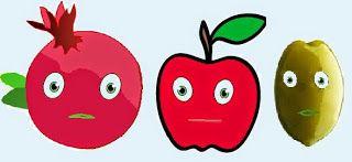 Salicchiella: Esopo e il melograno, il melo, l'ulivo e il rovo