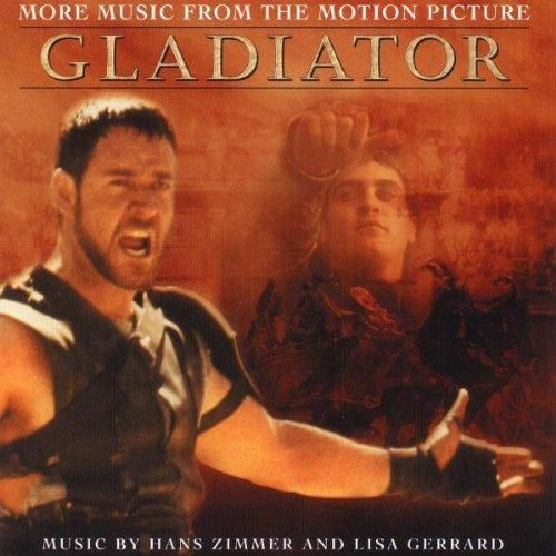 More music from Gladiator - Hans Zimmer and Lisa Gerrard