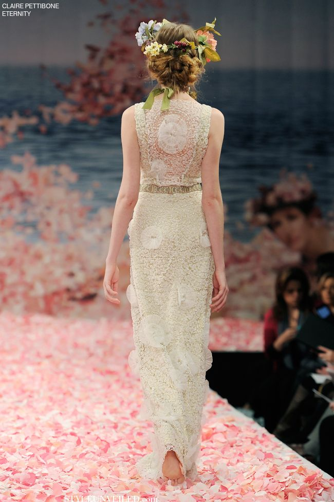Style Unveiled - Style Unveiled | A Wedding Blog - An Interview with Claire Pettibone and a Fabulous Video!