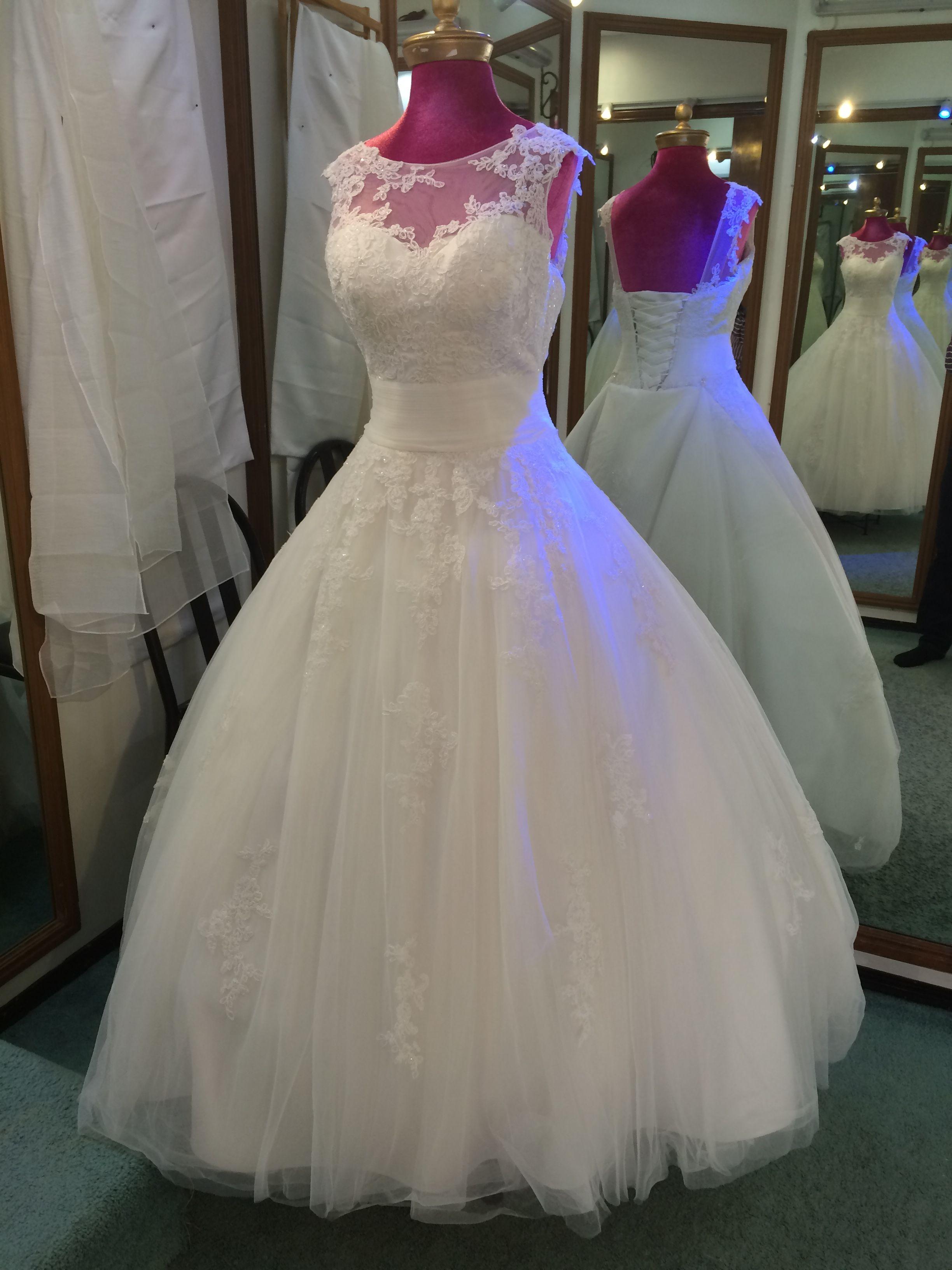 Nuevo vestido publicado! Novias España Mod.AB1200 ¡por sólo $7900 ...