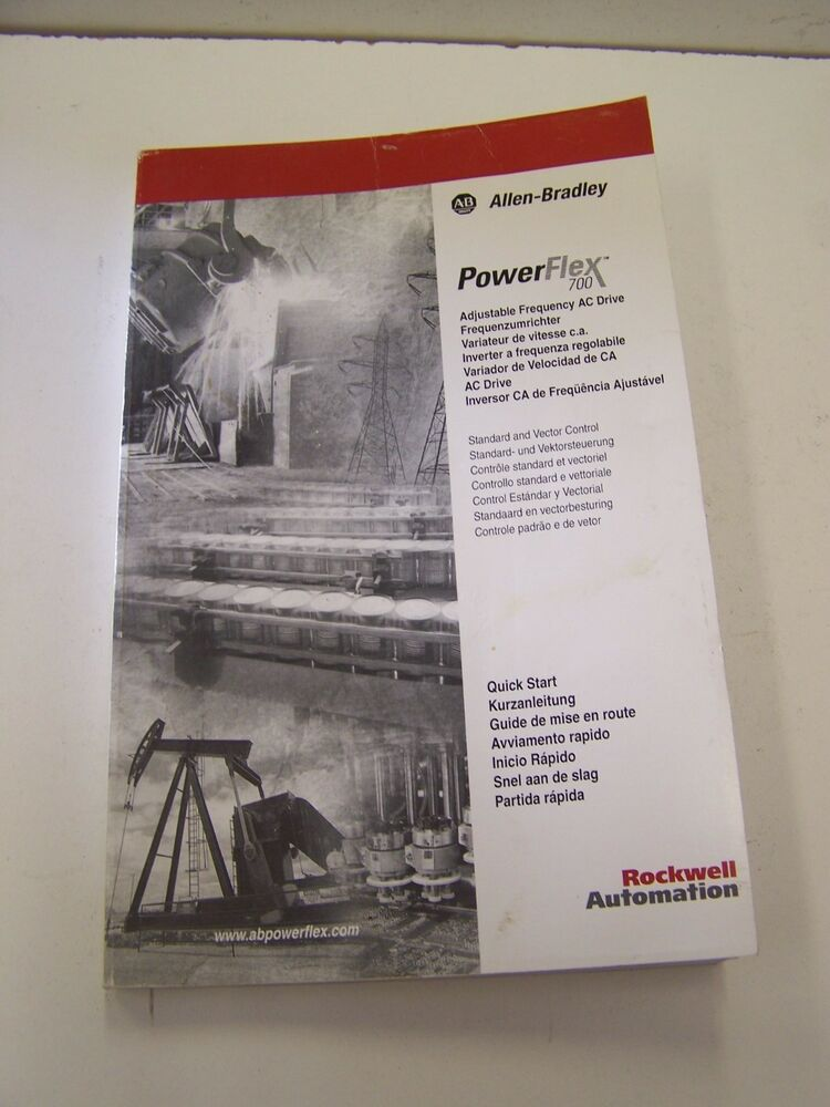 eBay #Sponsored Allen-Bradley Powerflex 700 VFD Variable