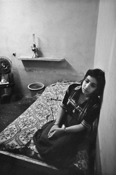 Model Hooker in Khomeini Shahr