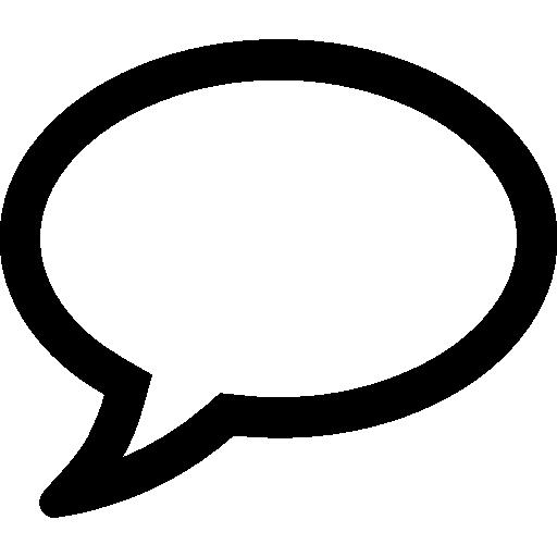 Kommentirovat Belyj Ovalnyj Puzyr Besplatnye Ikonki Free Icon Freepik Icon Freespeech Bubble Freeshapes Freebubbl Free Icons App Icon Design App Icon
