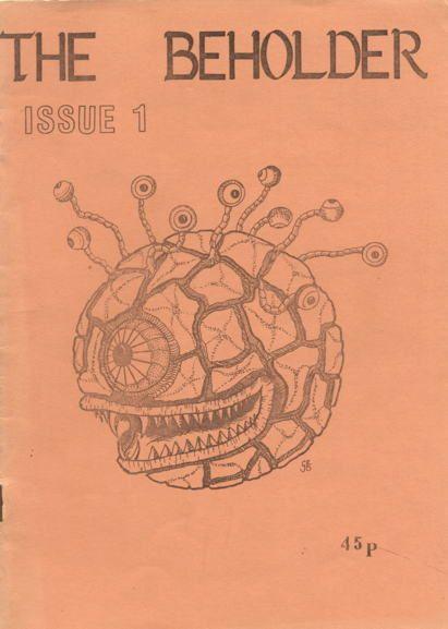 Fanzine. Circa 1979/80