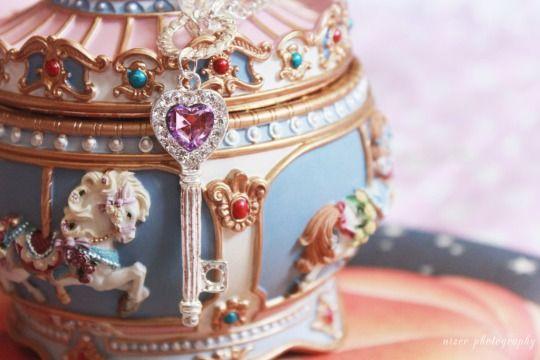 ☆ Alternative Purple ☆彡 A cute carousel !