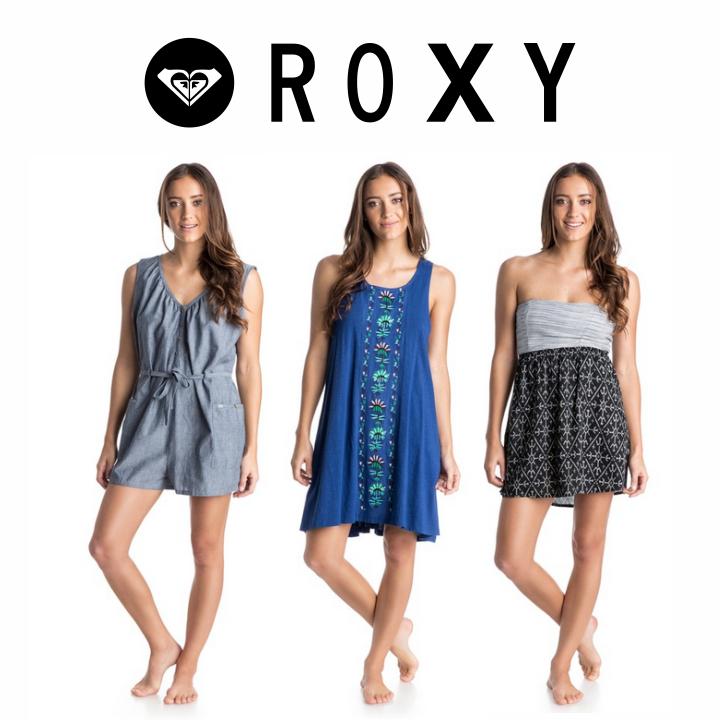 Vestidos perfectos para estos días calurosos #Vestidos #ROXY