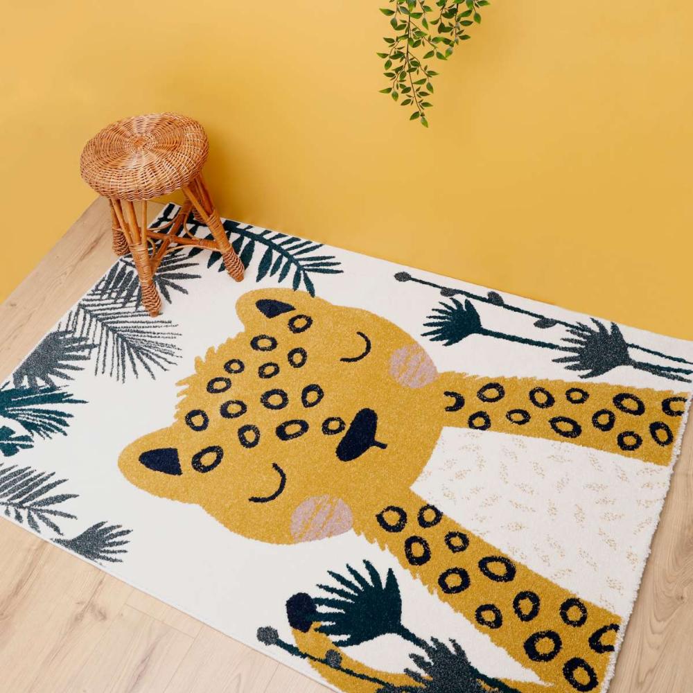 Kinderteppich SÖREN der Gepard in 2020 Teppich