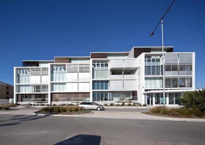 Leighton Apartments Perth Australia Kerry Hill Architects