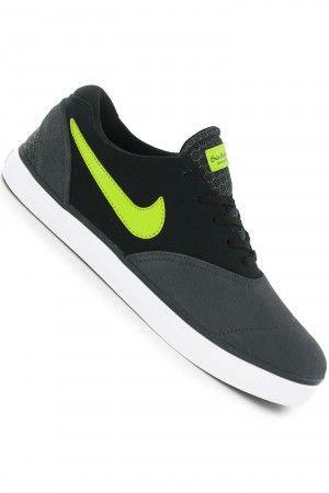 the latest a687d 98500 Nike SB Eric Koston 2 LR Shoe    skatedeluxe  sk8dlx  streetwear   skateboard  longboard  sneaker  neon  black  yellow
