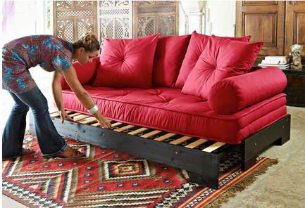 Canapé 3 Places Convertible Peigne Djerba La Maison De