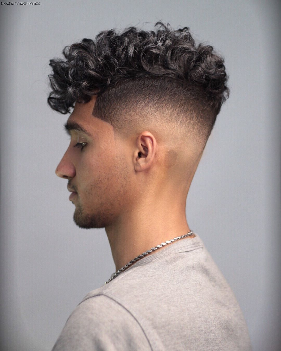 45 Hottest Men S Curly Hairstyles That Attract Women Men S Curly Hairstyles Long Hair Styles Fade Haircut