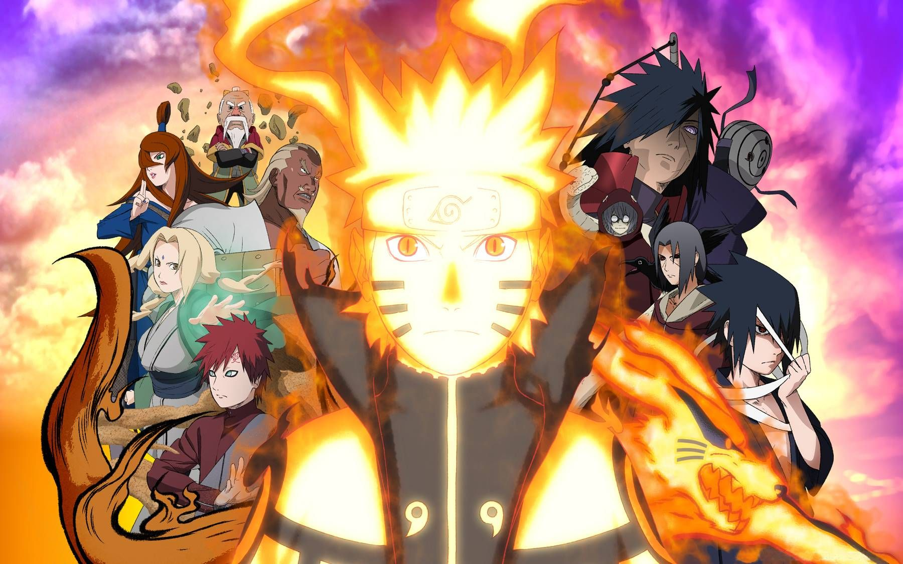 naruto shippuden wallpapers free download