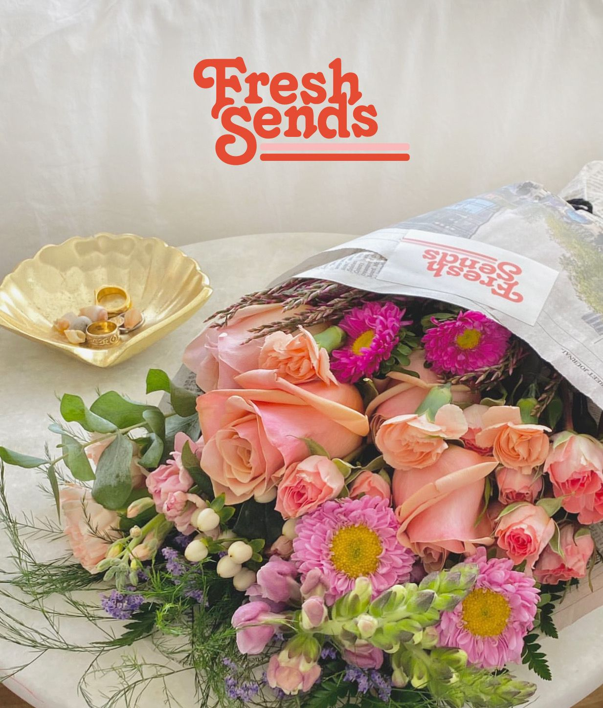 Fresh Sends Modern, Easy Floral Delivery in 2020