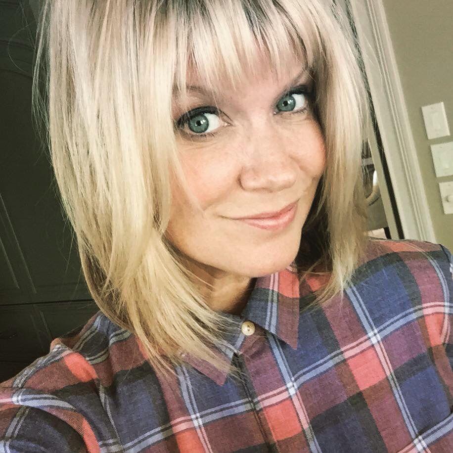 Love Natalie Grants Hairstyle Style Pinterest Hair Hair