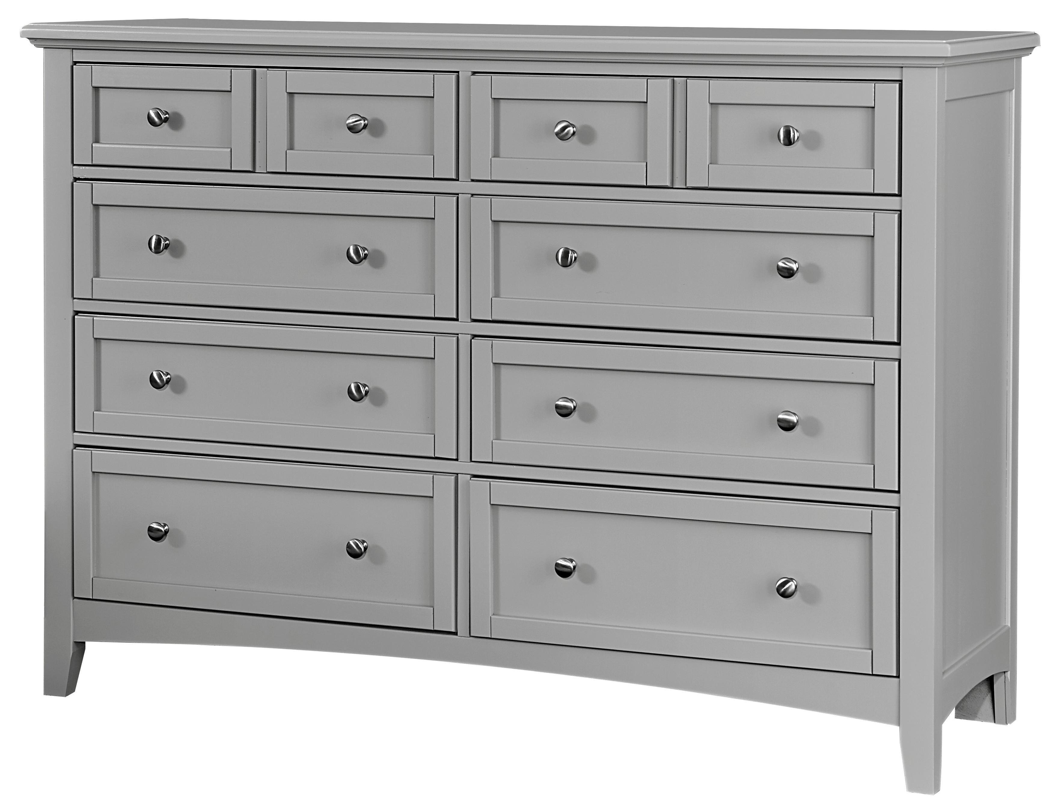 Bonanza triple dresser drawers by vaughan bassett bedroom