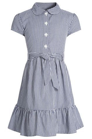 fdadd228461b Belted Gingham Shirt Dress Tween - No to the gingham print, yes to the rest  of it, especially the color.