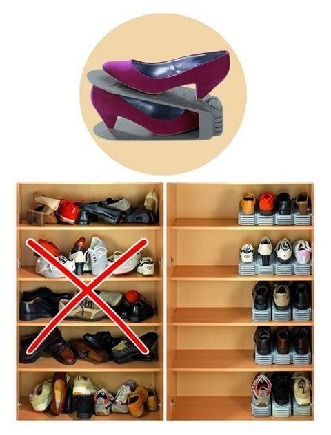 Pin De Lorenavallelucero En Diy Organizador De Zapatos Organización Casa Organizar La Casa