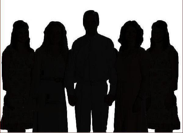 تعدد الزوجات واثاره الاقتصادية والاجتماعية يكثر النزاع والخلاف حيث يذكر موضوع التعدد كما لو أنه جريمة أو فعل شاذ أو انه عيب Human Silhouette Kedah Okay Gesture