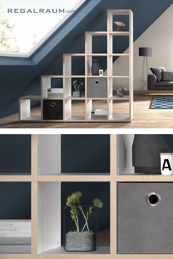 Photo of BOON 5×5 step shelf   181x183x33 cm (LxHxD)
