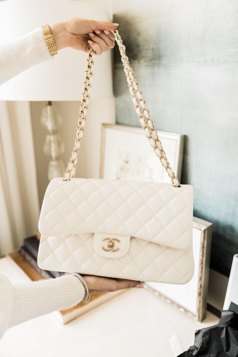 My New White Bag