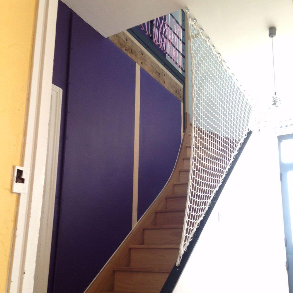 garde corps en filet pour escaliers pinteres. Black Bedroom Furniture Sets. Home Design Ideas