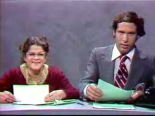 Weekend update with Chevy Chase and Emily Litella: So many wonderful memories of the early days of SNL