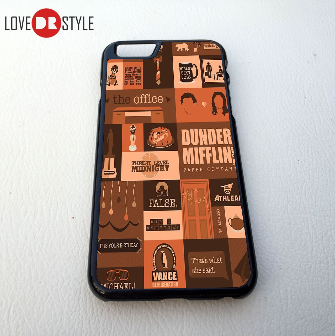 The Office Collage Iphone 4 4s Case 5 5s