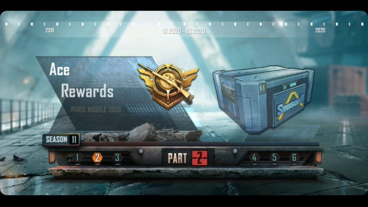 My 3rd Royal Pass Season 11 Again Free Ace Tier In 2020