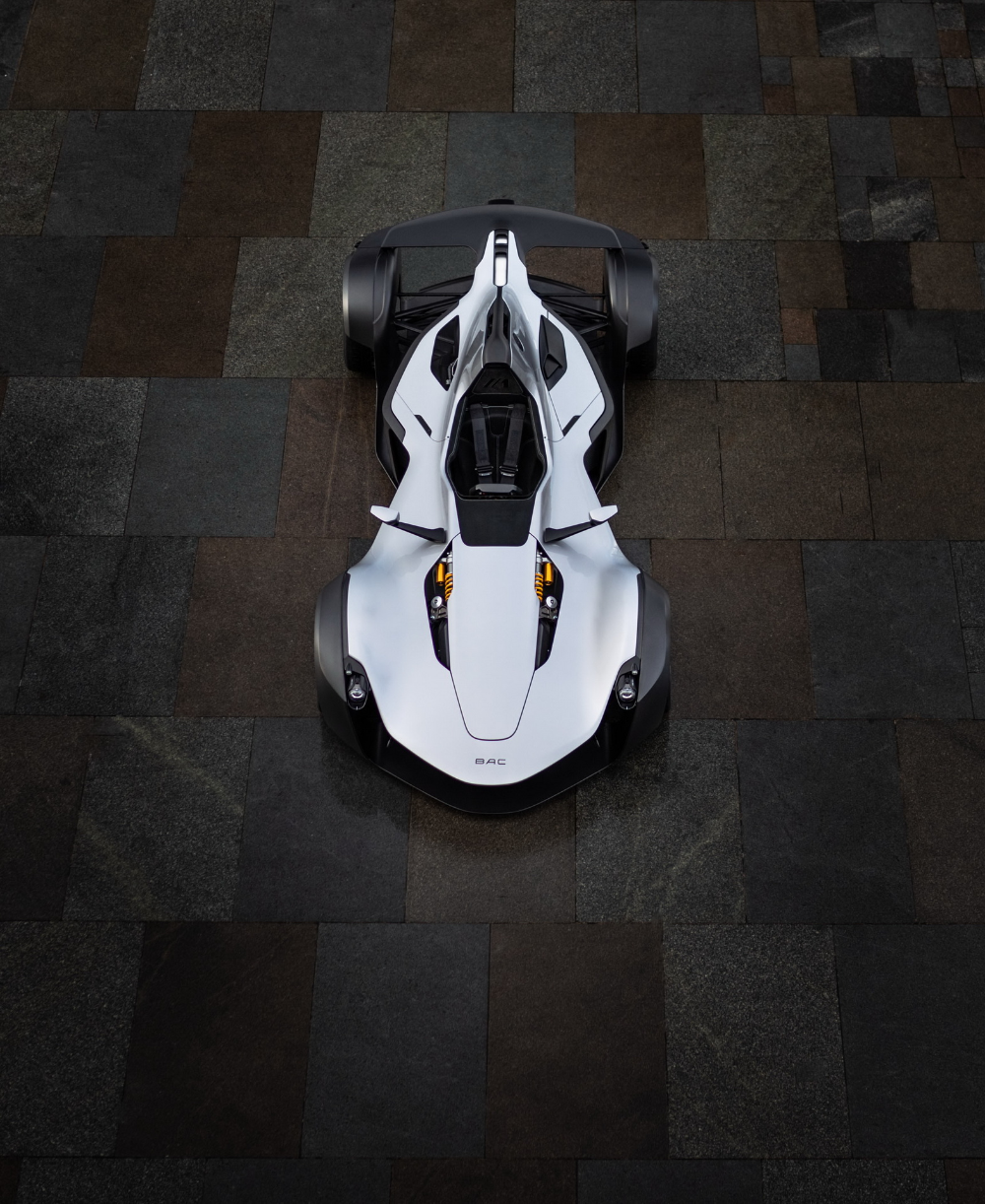 All-New BAC Mono Breaks Cover With 332 PS, 0-60 In 2.7 Sec | Carscoops