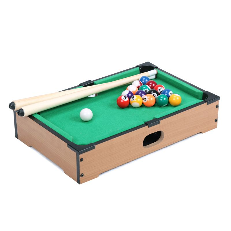 how to set up pool balls in triangle