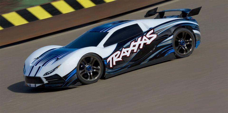 Traxxas Xo 1 1 7 Rc Car 0 60 In 2 3 Secs 0 100 In 4 92 Secs Awd Tqi 2 4ghz Rc Cars Rc Cars Traxxas Traxxas