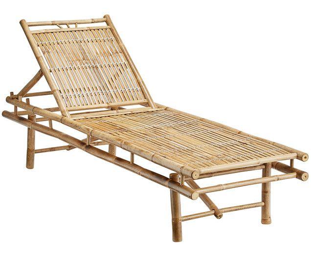 Bambus-Gartenliege Mandisa Jetzt bestellen unter   moebel - gartenmobel kunststoff design