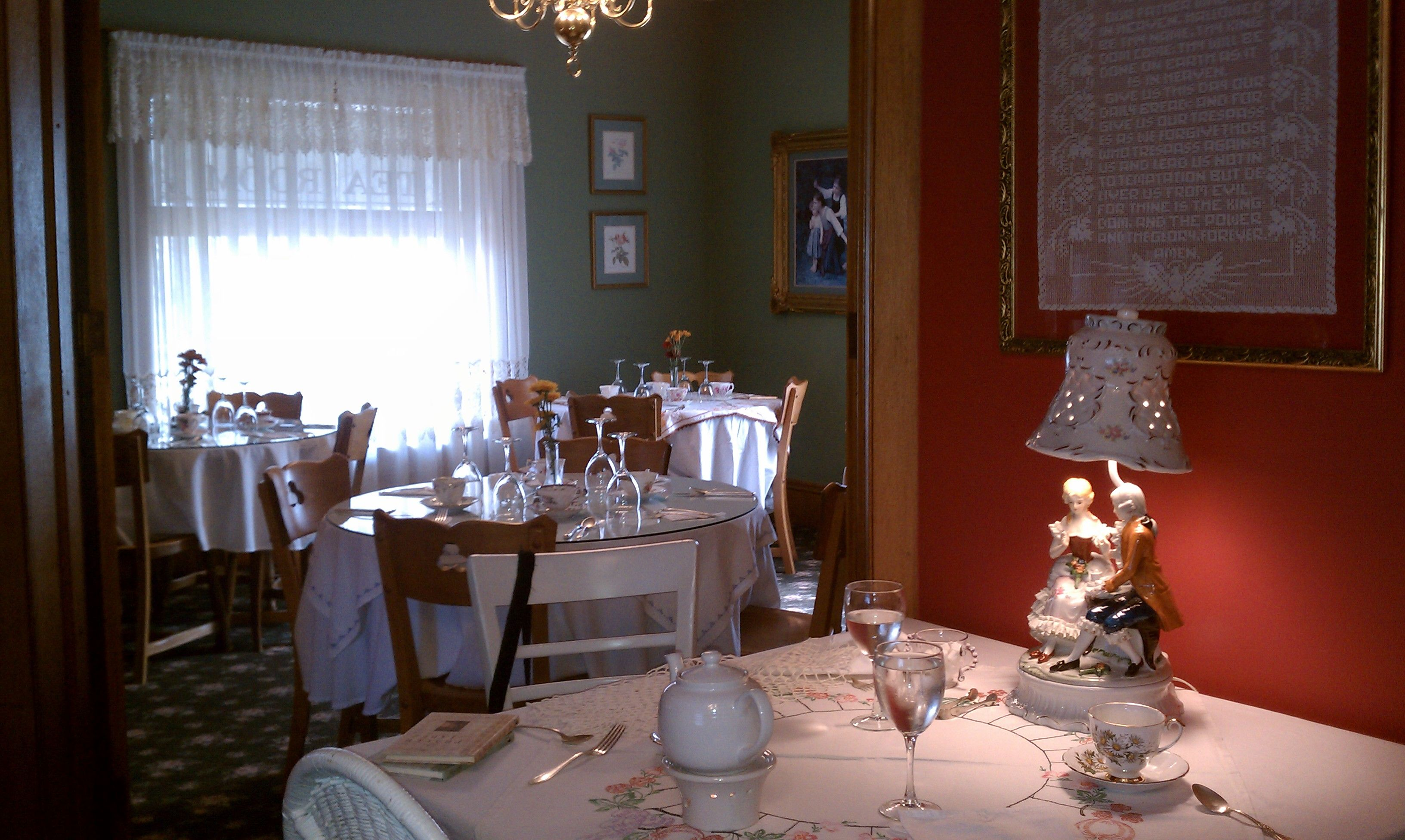 Tyme Well Spent Tea Room In Hartland Mi Http