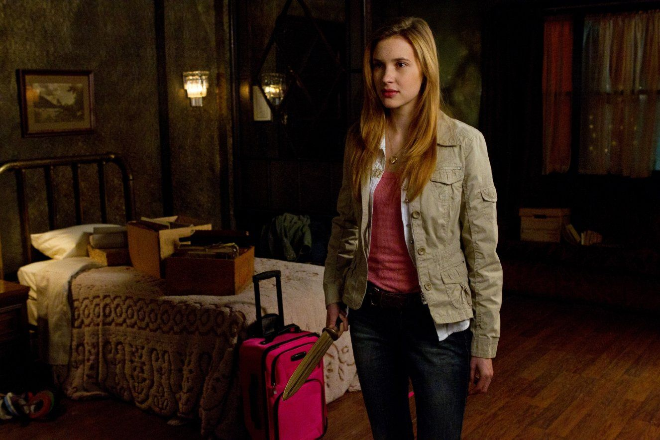 Alexia Fast Supernatural, Top rated horror movies