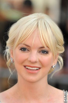 Anna Faris, best known for her works in film and TV!