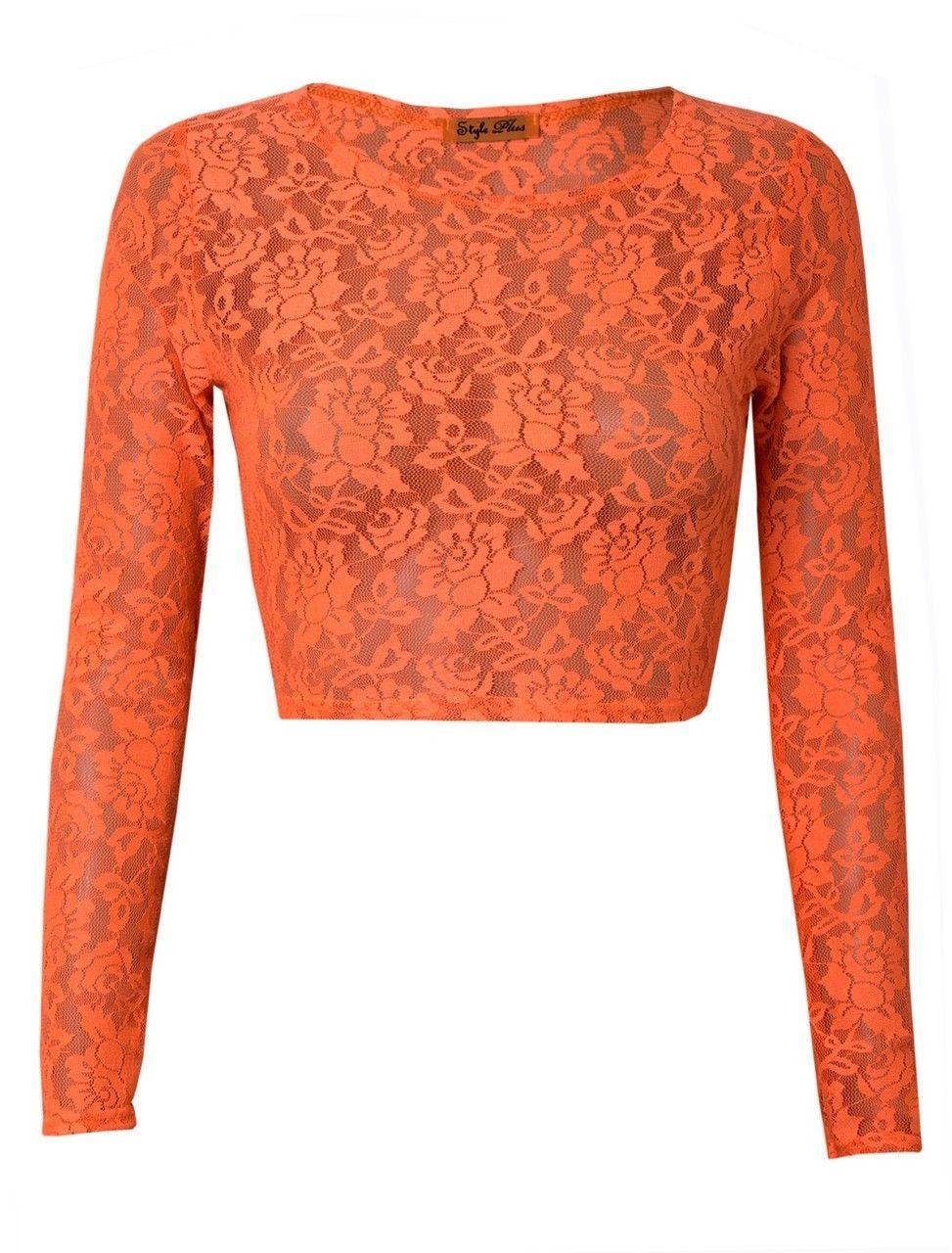 Venetia Boutique - Floral Lace Crop Top, $10.00 (http://www.veboutique.com/floral-lace-crop-top/)