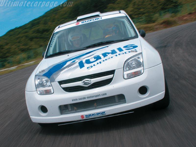 Suzuki Ignis S1600 Hr