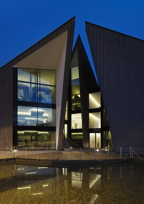 Jansen Campus by Davide Macullo Architects